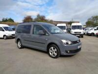 VOLKSWAGEN CADDY MAXI 1.6 TDI | BLUEMOTION TECH | MAXI LIFE | 1 OWNER | 2012