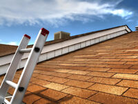 EMERGENCY Roof Repairs & Replacements / Eavestrough Cleaning