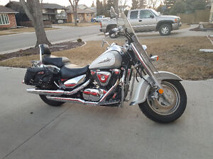 2004 Suzuki Intruder VL 1500 - Must Sell