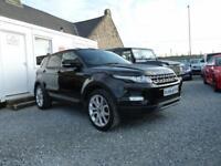 2012 (62) Land Rover Range Rover Evoque Pure 2.2 SD4 Auto ( 190 bhp )