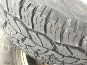 Hummer rims and tires