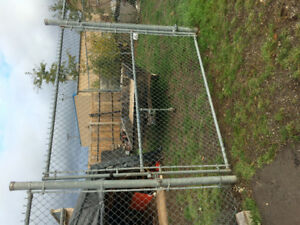 Wanted Commercial Fence Gate
