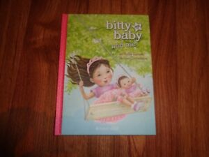 American Girl Bitty Baby book