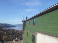 Hiring labourer for siding company in Kelowna BC