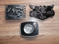 BELT BUCKLES - $5 each or ALL for $10