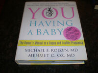 YOU HAVING A BABY BY DR OZ