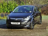 Vauxhall Corsa 1.2 Limited Edition 3dr PETROL MANUAL 2014/14