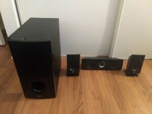 LG - 4 speakers- If the ad is up, it's available