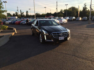 2014 Cadillac CTS Performance AWD Sedan