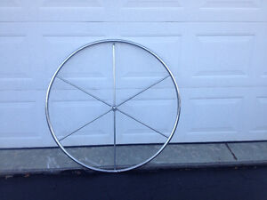 42 inch Edson sailboat wheel
