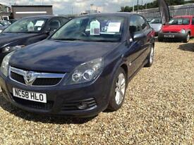 Vauxhall/Opel Vectra 1.8i VVT ( 140ps ) 2008MY SRi