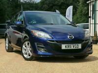 2011 Mazda Mazda 3 1.6D Nav TS2 - 54K MILES - FSH - 11 SERVICES + £30 ROAD TAX