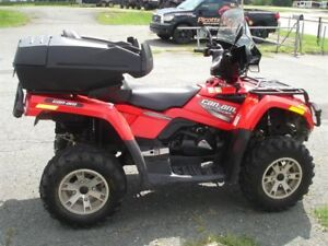 Can-am Outlander Max 400  2008