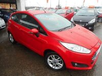 Ford Fiesta ZETEC (race red) 2015