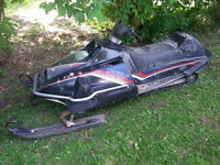 YAMAHA SRV 540 SLED FIRST $380 TAKES IT