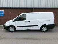 2013 Fiat Scudo 12Q 2.0 Multijet 130 H1 L2 LWB VAN PANEL VAN Diesel Manual