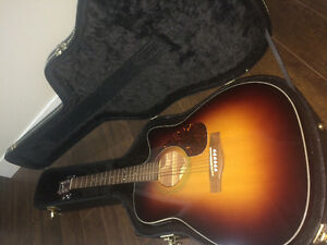 NEED GONE ASAP Yamaha acoustic electric guitar barely used