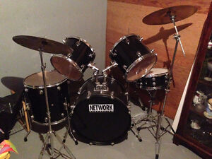 Network Percussion Drum Set