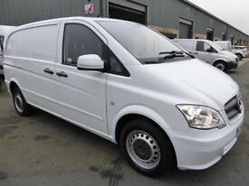 2013 Mercedes-Benz Vito 113 CDi Compact, LOW MILES, Light use, SUPERB T/OUT
