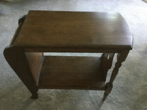 Wanted Vintage end table