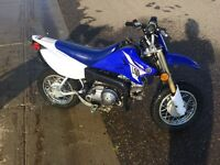 2014 TTR 50 barely used