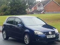 2007 57 VOLKSWAGEN GOLF 2.0 GT TDI + 2 OWNERS + FULL SERVICE HISTORY