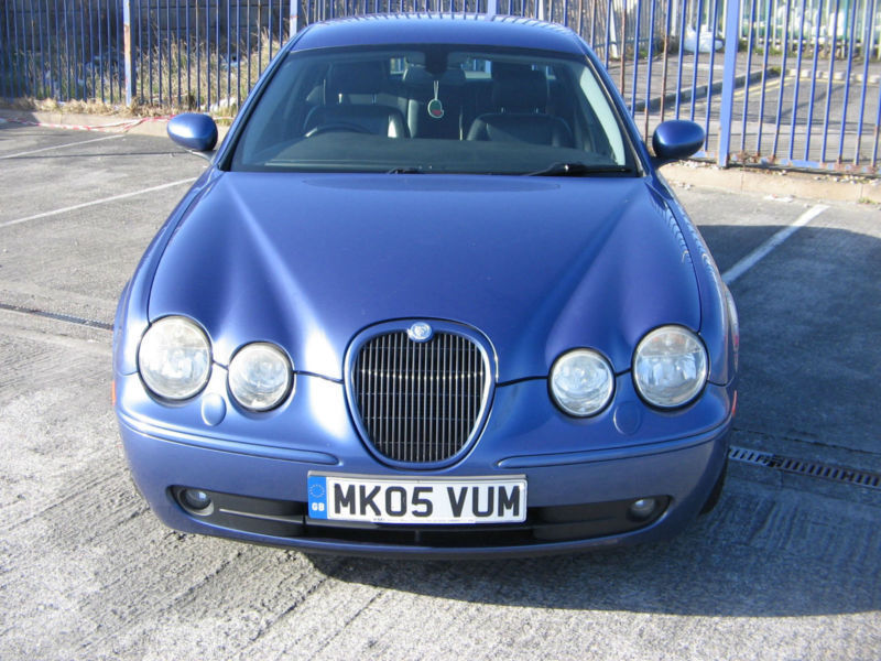2005 Jaguar S Type 42 V8 Sport Automatic In Blackpool Lancashire