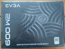 EVGA 600w PSU Brand New