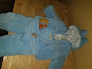 Boys disney snowsuit