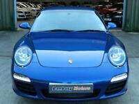 2008 PORSCHE 911 CARRERA 2S PDK COUPE PETROL