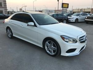 2014 Mercedes-Benz E350 4MATIC, FINANCEMENT MAISON
