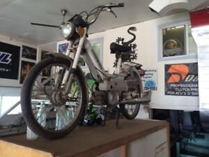 1975 moped