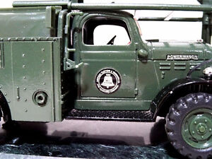 1950s AT&T Dodge BELL POWER WAGON TRUCK pen holder MARBLE Cambridge Kitchener Area image 2