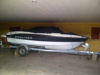 2012 Bayliner Bowrider 185 - Almost new condition!