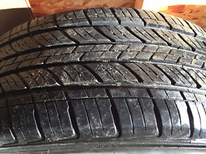 4 ALL SEASON TIRES 215/55/17