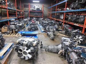 04-06 Honda CR-V  2.4L Transmission manuel 4x4 installation incl