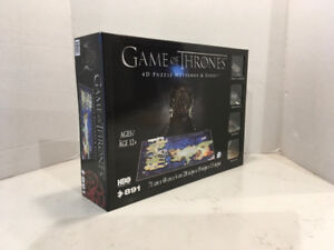 Game of Thrones 891 piece set New in Box Factory sealed (Oshawa)