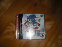 Sonic Adventures Sega Dreamcast Complet Bonne Condition