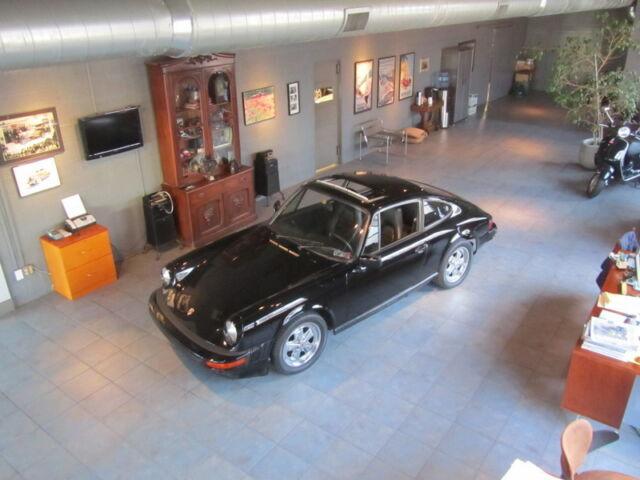 Image 1 of Porsche: 912 912E Black…