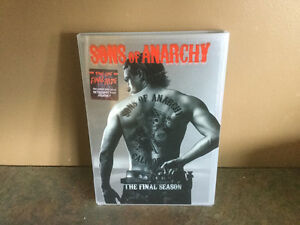 Sons of Anarchy DVD - Final Season