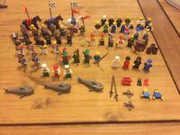 LEGO - 50 Vintage LEGO Minifigures