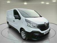 2015 Renault Trafic dCi 27 Business Panel Van Diesel Manual