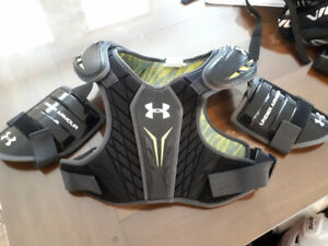 Chest and shoulder Lacrosse protector-Youth