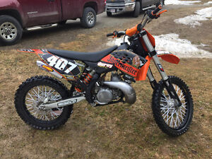 2009 Sx 250 showroom condition