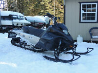 "2013 nytro mtx 162""  and new sled deck package."
