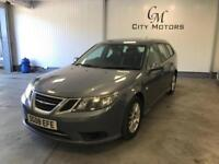 2008 SAAB 9 3 1.9 TiD Airflow [120] 5dr