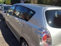 2005 Toyota Corolla Verso 1.8 VVT-i , 7 seater, excellent condition.