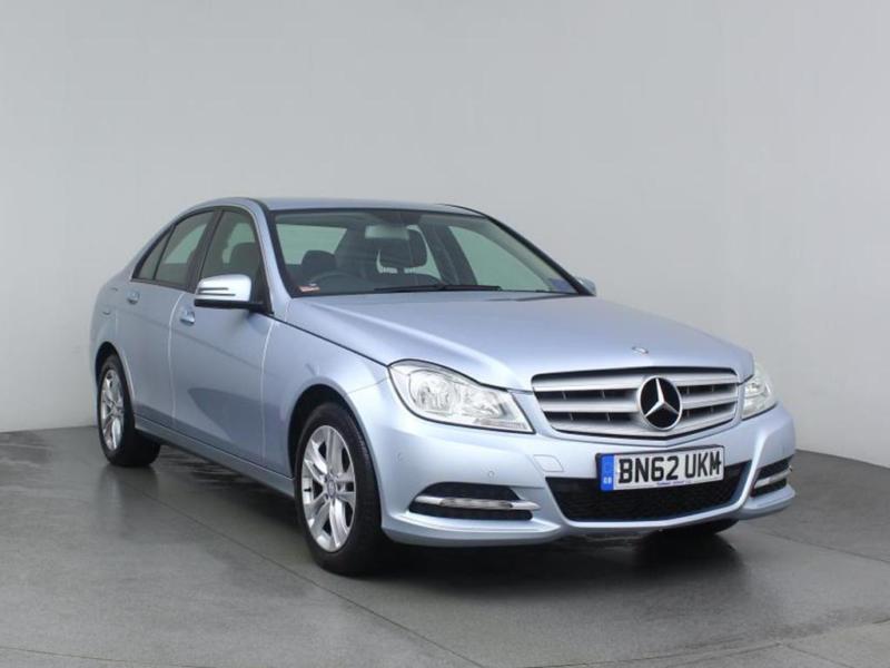 2012 MERCEDES BENZ C CLASS C220 CDI BlueEFFICIENCY Executive SE 4dr Auto