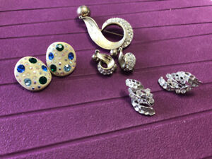 Weiss, Lismer and Coro jewelry