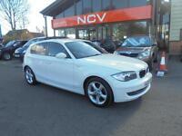 2009 BMW 1 SERIES 118d Sport